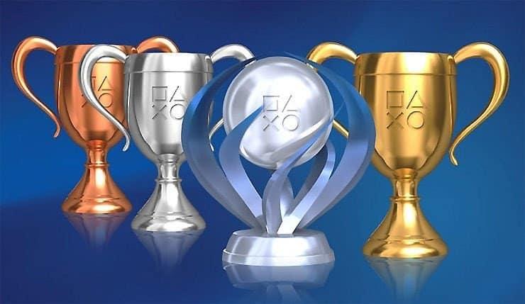 Trofeos playstation classic