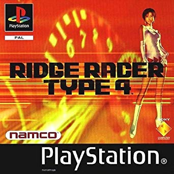 juego-ridge-race-type-4-Playstation Classic