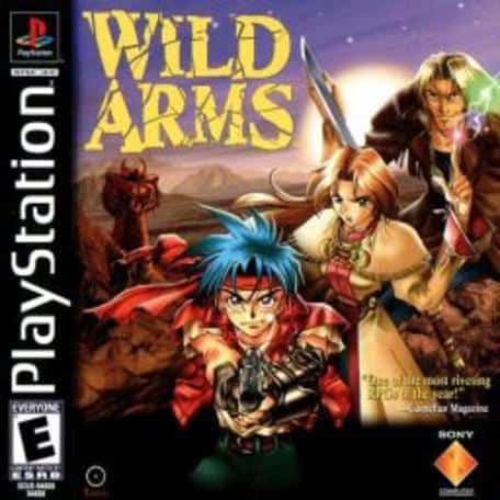 wild arms playstation classic