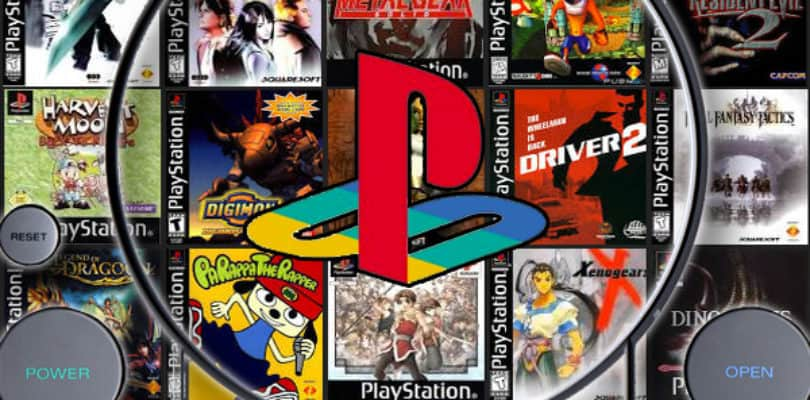 juegos playstation classic