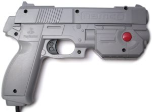 pistola playstation classic