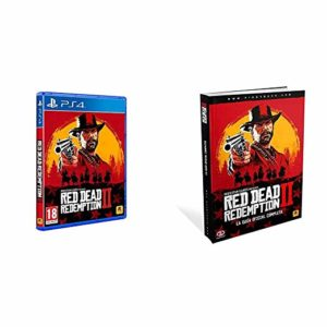 Red dead Redemption 2 con guia oficial completa