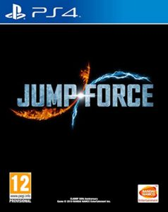 Jump Force portada ps4
