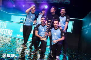 Movistat Riders ESL MASTER RAINBOW SIX GAMES MADRID GAMES WEEK 2018