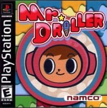 mr Driller playstation CLassic