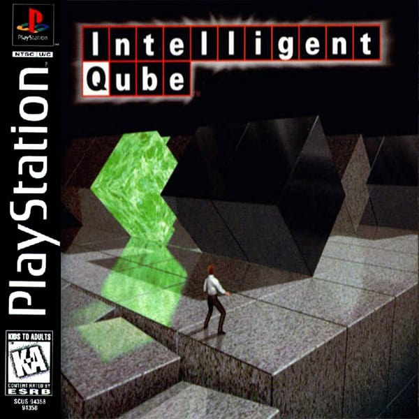 intelligent qube playstation classic