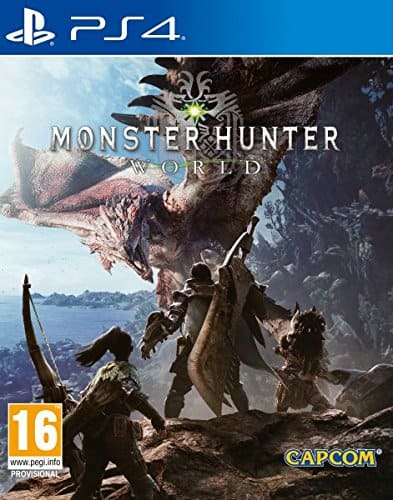 Comprar en Amazon Monster Hunter: World