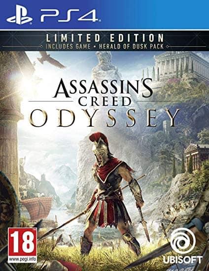 Comprar en Amazon Assassin'S Creed Odyssey