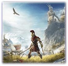 Goty Nominado 2018 Assassins Creed Odyssey