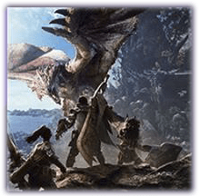 Goty Nominado 2018 monster hunter world