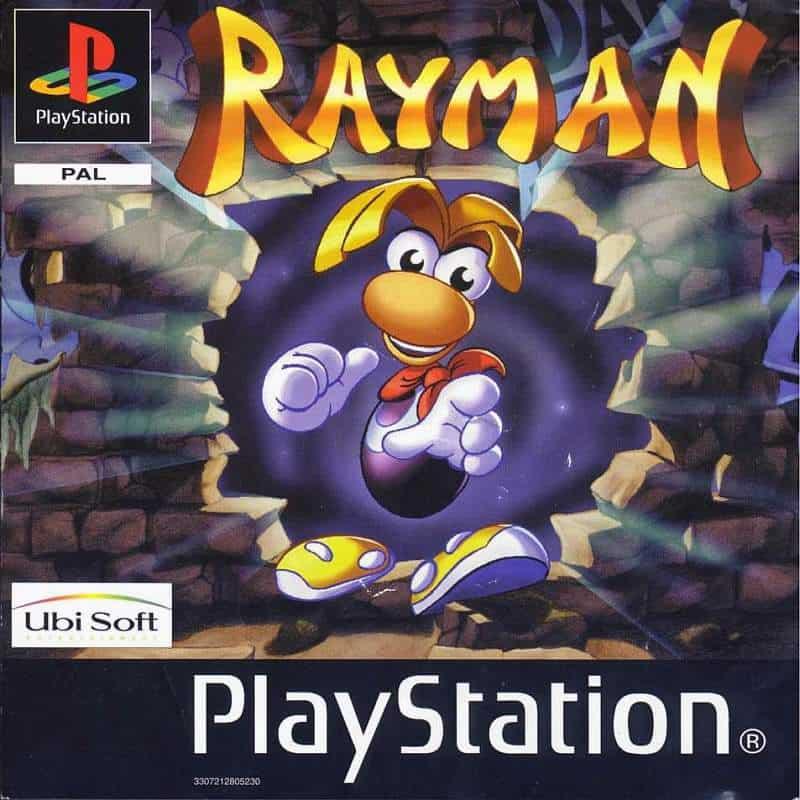 Rayman playstation classic