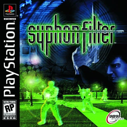 Syphon Filter playstation classic