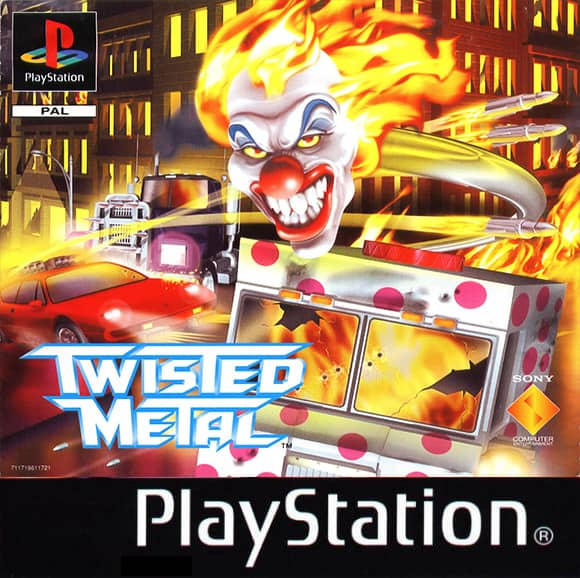 Twisted Metal playstation classic