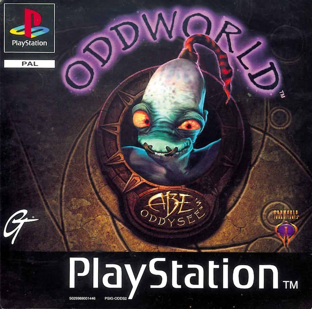 oddworld abes oddysee playstationclassic