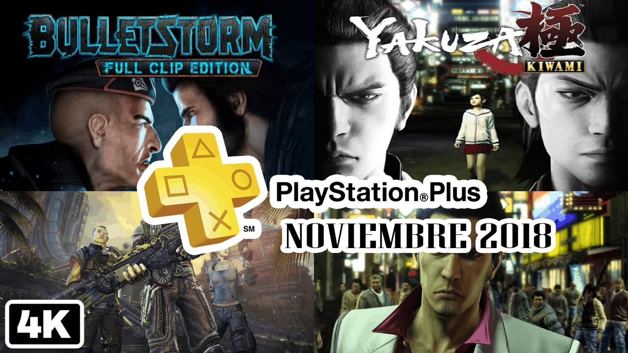 Playstation Plus Juegos Noviembre 2018 Playstation Classic