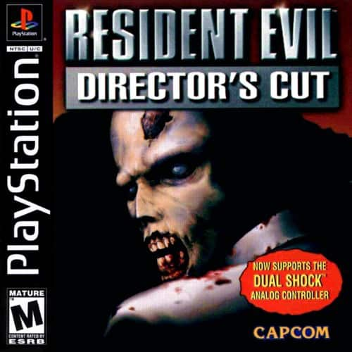 residen evil director cut playstation classic