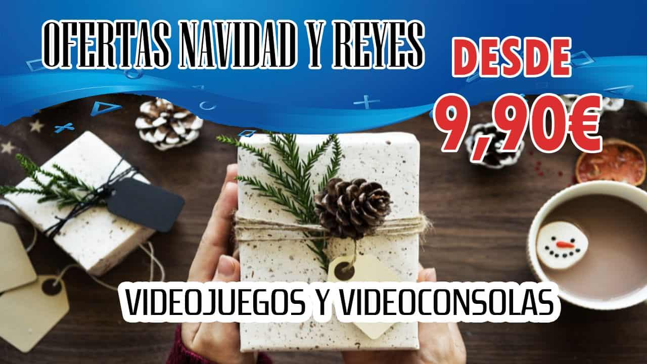 Ofertas de Navidad y Reyes Magos en PlayStation, Classic y PS4