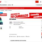 Cambiazo media Markt PS4 Anthem