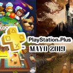 PS Plus mayo 2019