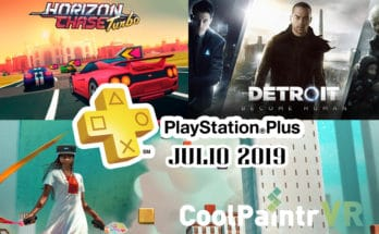 PS Plus Julio 2019 Detroit