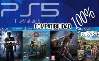 PS5 compatibilidad 100 POR 100 con ps4