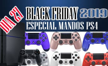 BLACK FRIDAY - MANDOS PS4 DESDE 37.90€