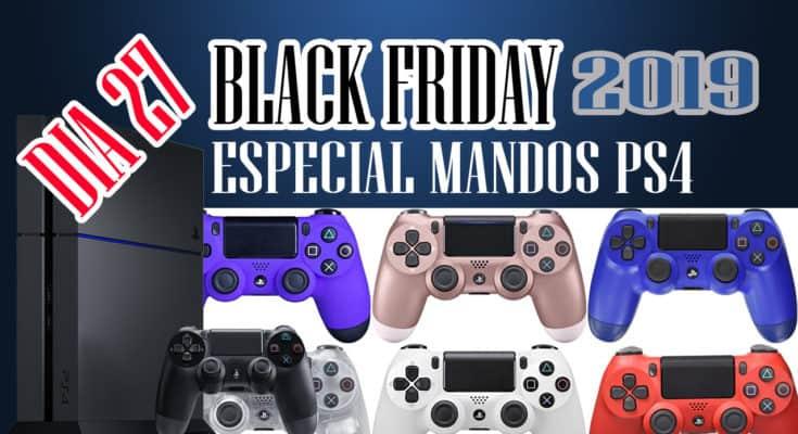 BLACK FRIDAY - MANDOS PS4 DESDE 37.90€