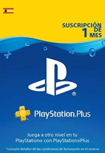 Playstation plus 1 meses barato