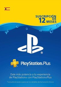 Playstation plus 12 meses barato