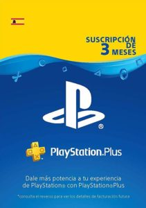 Playstation plus 3 meses barato