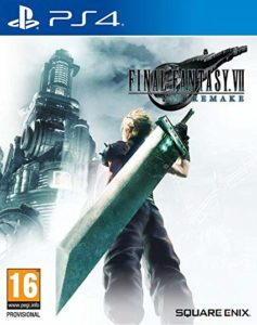 Comprar en Amazon Final Fantasy VII Remake