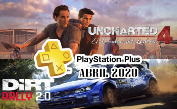 Juegos PS Plus Abril 2020