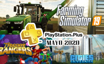 PS Plus Mayo 2020