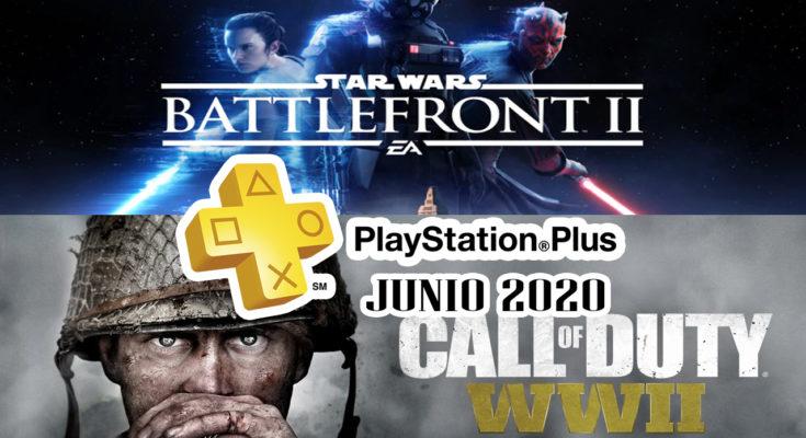 Juegos PS Plus Junio 2020