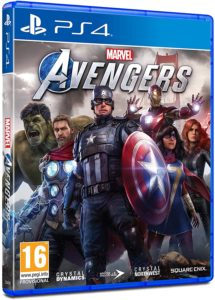 Cambiazo Marvel's Avengers