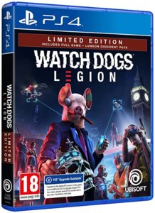 Cambiazo Wahts Dog Legion