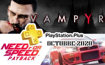 Juegos Ps Plus Octubre 2020