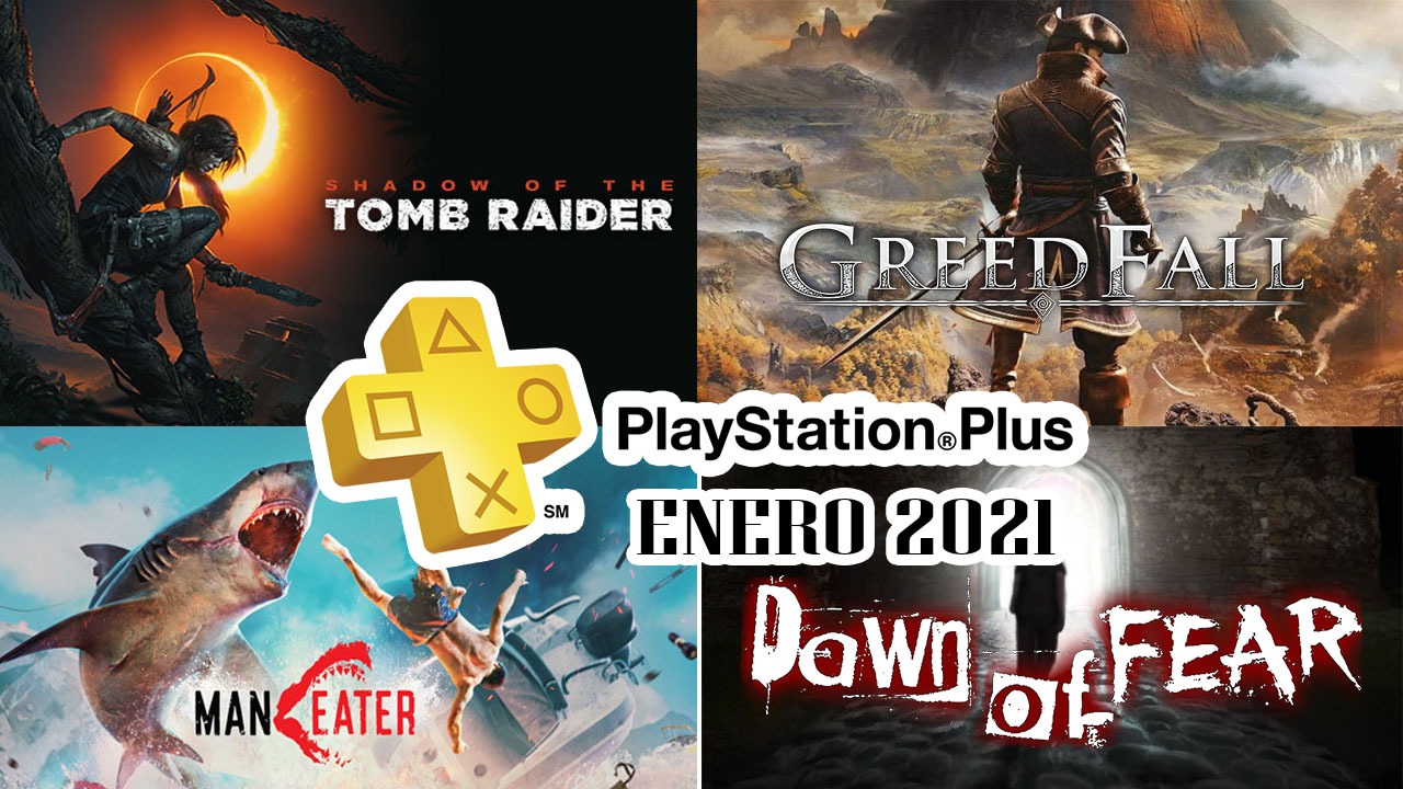 PlayStation Plus Enero 2021