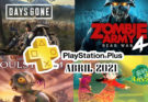 Juegos Ps Plus abril 2021